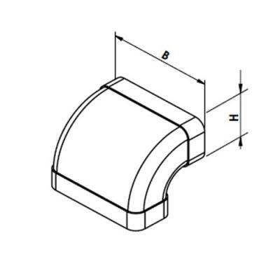 gutmann tz 8007 l ftungskanal verzinktes blech online shop dunstabzug zubeh r abluftkanal 200. Black Bedroom Furniture Sets. Home Design Ideas