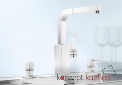 blanco levos s k chenarmatur chrom 514917 hochdruck online shop armaturen chrom mit brause. Black Bedroom Furniture Sets. Home Design Ideas