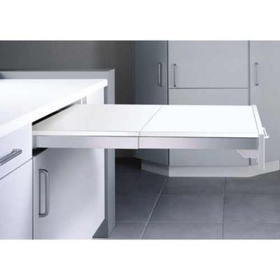 naber storex topflex ausziehtisch beschlag silber 1111033. Black Bedroom Furniture Sets. Home Design Ideas