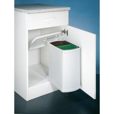 naber selectakit duo 3416 abfallsammler f r schwenktechnik wei 8011268 online shop. Black Bedroom Furniture Sets. Home Design Ideas