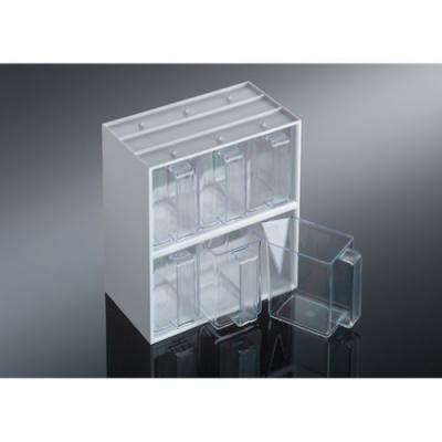 naber storex de luxe einzelsch tte glasklar 8021026 online shop zubeh r accessoires. Black Bedroom Furniture Sets. Home Design Ideas