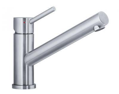 Blanco ALTURA Küchenarmatur 518720 Edelstahl Gebürstet Hochdruck