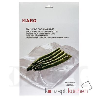 aeg a3os sous vide bags beutel vakuumierbeutel dampfgaren online shop. Black Bedroom Furniture Sets. Home Design Ideas