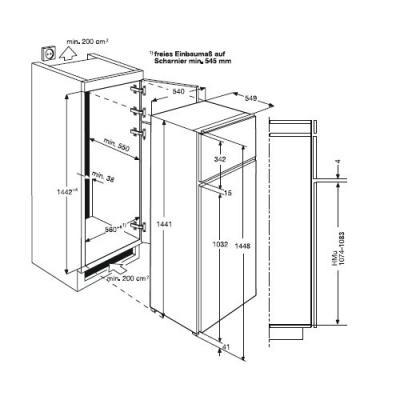 zanussi zbt 23420 sa k hl gefrierkombination 145er nische eek a online shop k hlgefrierkombi. Black Bedroom Furniture Sets. Home Design Ideas