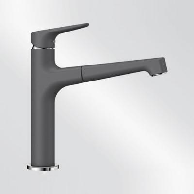 blanco felisa s k chenarmatur silgranit look hochdruck online shop armaturen silgranit mit brause. Black Bedroom Furniture Sets. Home Design Ideas