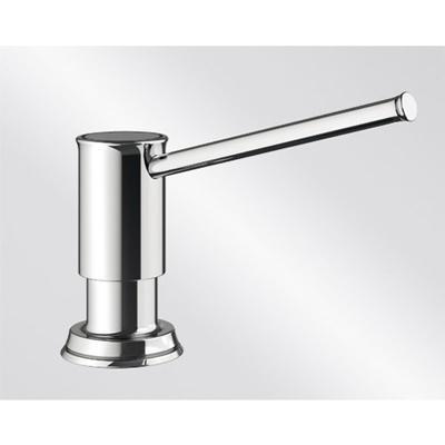 blanco livia sp lmittelspender chrom 521291 online shop armaturen dispenser. Black Bedroom Furniture Sets. Home Design Ideas