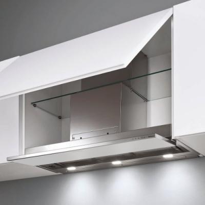 falmec move 60 flachl fter edelstahl glas wei 100283 eek b online shop dunstabzug a. Black Bedroom Furniture Sets. Home Design Ideas