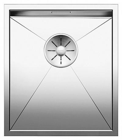 blanco zerox 340 if if becken edelstahl seidenglanz 521582 online shop sp len edelstahl 40. Black Bedroom Furniture Sets. Home Design Ideas