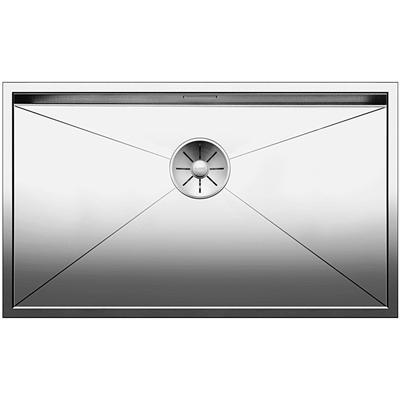 blanco zerox 700 if if becken edelstahl seidenglanz 521592 online shop sp len edelstahl 80. Black Bedroom Furniture Sets. Home Design Ideas