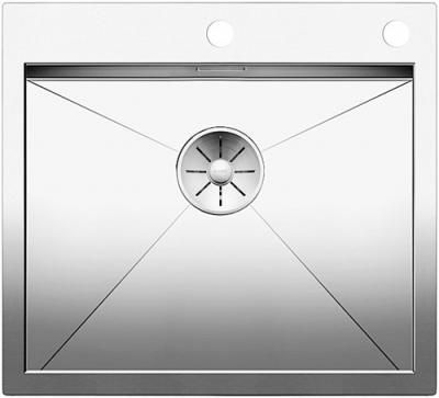 blanco zerox 500 if a if becken edelstahl 521630 online shop sp len edelstahl 60. Black Bedroom Furniture Sets. Home Design Ideas