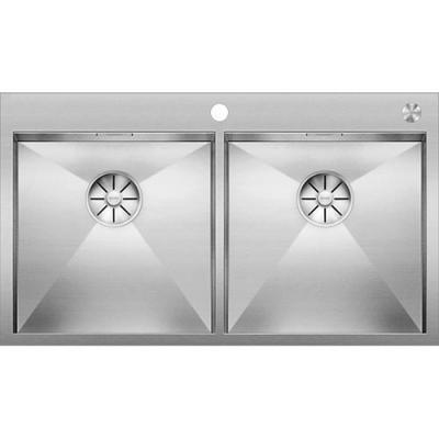 blanco zerox 400 400 if a edelstahl online shop sp len edelstahl 90. Black Bedroom Furniture Sets. Home Design Ideas