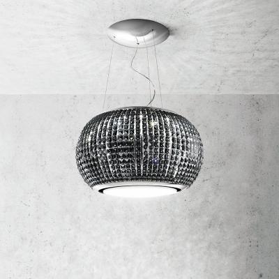 elica inselhaube interstellar bl f 65 glas schwarz prf0120253 eek a online shop dunstabzug a. Black Bedroom Furniture Sets. Home Design Ideas