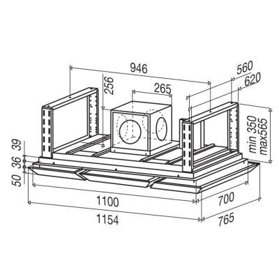 best windy hf wei 115 deckenl fter 07f58000a eek a. Black Bedroom Furniture Sets. Home Design Ideas
