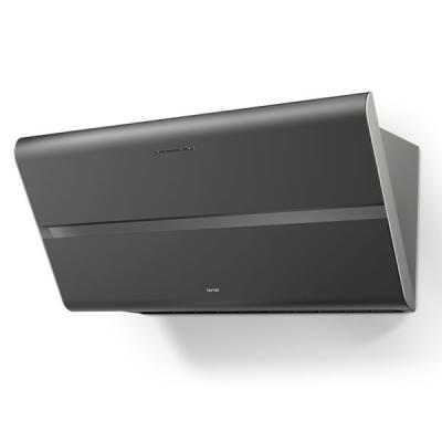 berbel smartline bkh 90 st u kopffreihaube 90 cm schwarz incl aktivkohlefilter online shop. Black Bedroom Furniture Sets. Home Design Ideas