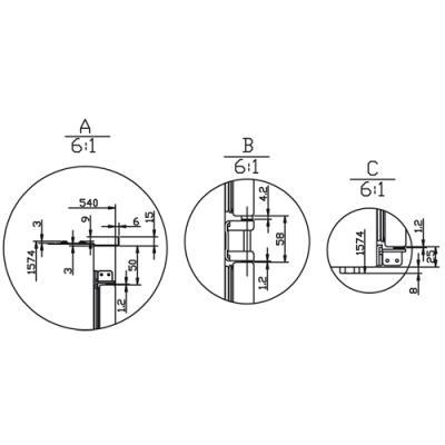 amica ekgc 16169 einbau k hl gefrierkombination startline wei 158er nische eek a online shop. Black Bedroom Furniture Sets. Home Design Ideas