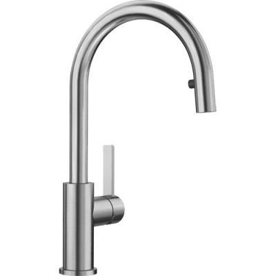 Blanco CANDOR-S Küchenarmatur Edelstahl gebürstet Hochdruck 523121 ...