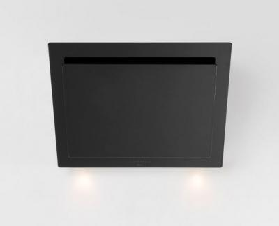 Novy vision kopffrei dunstabzug für umluft glas schwarz