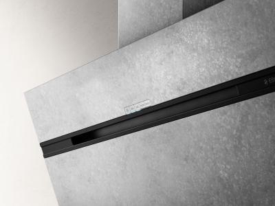 Auffällige design dunstabzugshauben von elica für die moderne küche
